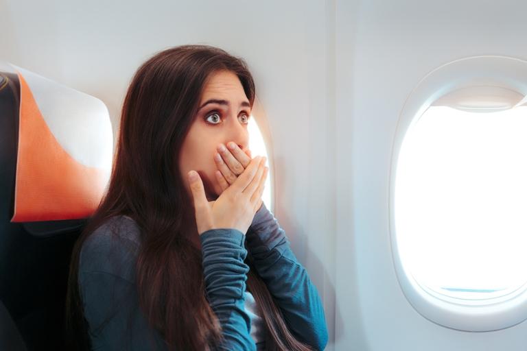 Un avion fait demi-tour car une passagère a oublié son bébé à l'aéroport