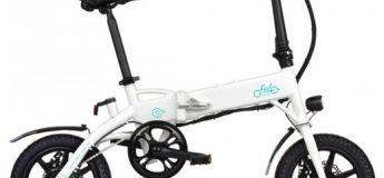 Le vélo électrique FIIDO D1 à partir de 338,20 €