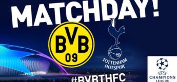 Borussia Dortmund – Tottenham en streaming