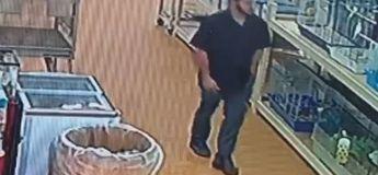 Cet homme vole un python royal dans une animalerie et le cache dans son pantalon (Video)