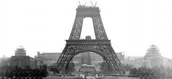 Des édifices et des monuments mondialement célèbres à mi-construction