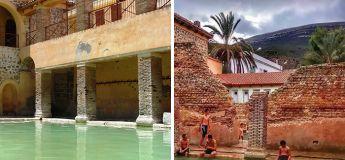 Un bain de la Rome Antique qu'on utilise encore comme hammam 2000 ans après