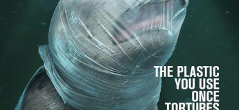 Une campagne de choc pour dénoncer la pollution des océans