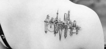 Des tatouages qui s'apparentent à de l'art