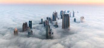 Émirats arabes unis : un phénomène céleste, un « trou dans les nuages », a suscité les réactions des internautes