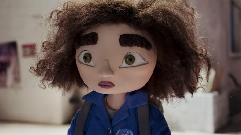 Wardi, un film d'animation en 2D, qui parle du conflit israélo-palestinien