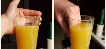 Connaissez-vous les pires façons de tenir une boisson ?