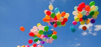 Selon une étude, les ballons sont dangereux pour notre environnement