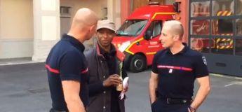 Des pompiers lyonnais ont offert une voiture à leur agent d'entretien qui s'est fait arnaquer lors d'un achat