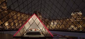 Passez une nuit magique au Louvre grâce à Airbnb !