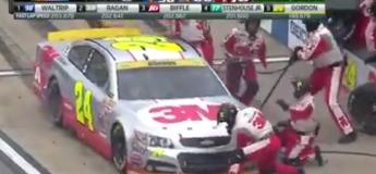 La course de NASCAR version SHREDDED, la vidéo qui va vous faire la journée !