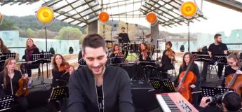 Le live du «Worakls Orchestra» au Château La Coste
