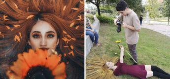 Un photographe mexicain révèle les coulisses de ses photos impeccables sur Instagram