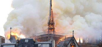 C'est parti pour un concours de la meilleure flèche pour Notre-Dame de Paris !