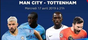 Manchester City – Tottenham Streaming