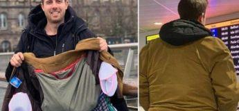 Optez pour un manteau-bagage pour éviter la restriction des bagages