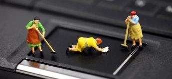 Astuce : Comment nettoyer votre ordinateur portable sale et dégoûtant