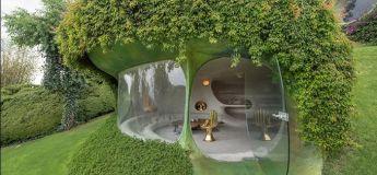 Un architecte crée une maison organique hors du commun