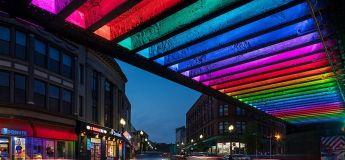 Le Massachusetts installe des lumières chromatiques pour lutter contre la criminalité