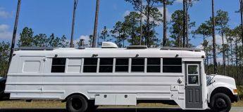 Des vans et des bus réaménagés qui pourraient inspirer vos prochaines vacances