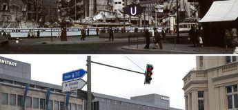 En images, les changements de Berlin en quelques années