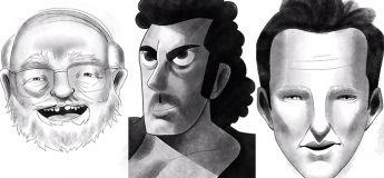 Des portraits de célébrités faites à partir de simples descriptions orales ont fait rire la toile