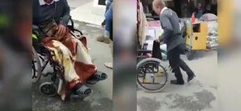 La vidéo virale de cet homme handicapé qui s'est miraculeusement tenu debout sur ses deux pieds