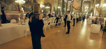 La vidéo de 8 minutes de l'anniversaire de Carlos Ghosn pour ses 60 ans au Château de Versailles