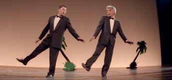 Kiffant ! Alain Chabat et Gérard Darmon dansent une « Carioca » lors du Festival de Cannes 2019, 25 ans après !