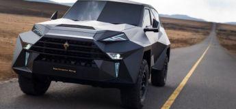 Karlmann King : un SUV ultra-luxe de 2 millions de dollars