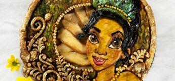 Cette femme s'inspire de ses dessins animés préférés pour décorer ses tartes