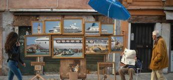 58e Biennale de Venise : Banksy s'invite discrètement et se fait virer (sans être démasqué)