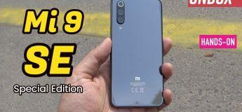Bon plan du jour : Bleu ou noir, le Xiaomi Mi 9 SE en promotion à 279 €