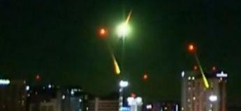 Une présumée météorite a illuminé le ciel de deux Etats australiens