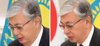 Les photos du nouveau président du Kazakhstan retouchées pour la prochaine élection présidentielle