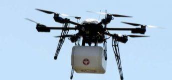 Une première : un drone utilisé pour livrer un rein d'un donneur