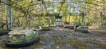 De magnifiques photos de places laissées à l'abandon