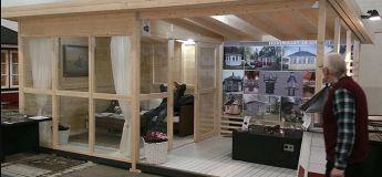 Une maison en kit convertible vendue en ligne