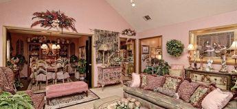 Une maison texane super kitsch mise en vente pour 400.000 €