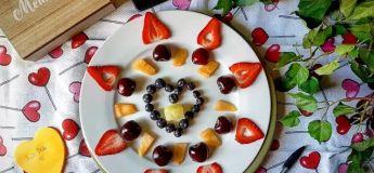 Cette photographe créée des plats dans un esprit d'amour et les prend en photo