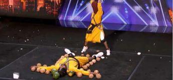 Le numéro du groupe Bir Khalsa sur « America's Got Talent » est aussi effrayante qu'impressionnante