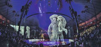 Ce cirque utilise des hologrammes 3D au lieu d'animaux