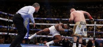 Revoir le combat Anthony Joshua Vs Andy Ruiz Jr