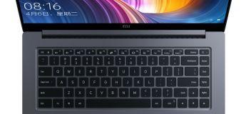 Bon plan : 33% de remise sur le Xiaomi Mi Notebook Pro GTX1050