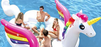 Bon Plan 🌝 : La bouée géante Licorne à 99€ au lieu de 229 €
