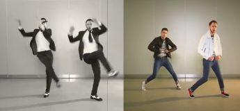 Une vidéo amusante démontrant l'évolution de la danse commençant des années 1920 aux années 2000