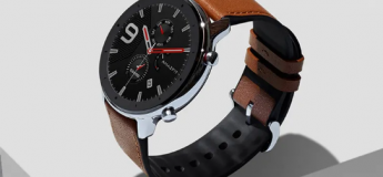 Pour sa sortie, la montre connectée Amazfit GTR 47 mm à 125,30 €
