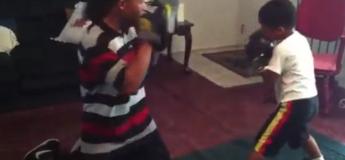 Ce petit garçon prodige de la boxe a tout pour devenir le prochain Mike Tyson !