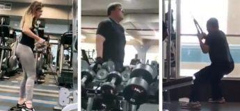 Voici la définition d'un entraînement intensif pour certaines personnes (Vidéo)