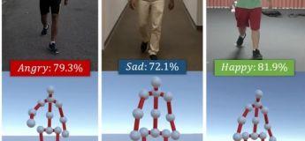 Une nouvelle intelligence artificielle peut deviner les sentiments des gens en les regardant marcher